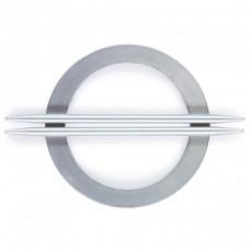 Decoratie Clip/Houder Zilver