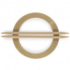 Decoratie Clip/Houder Goud